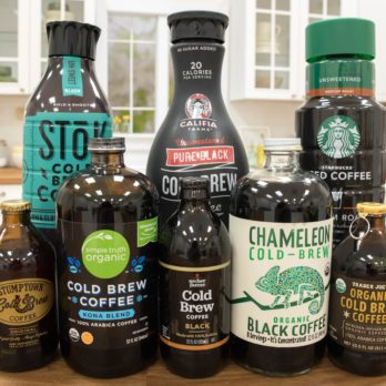 This Is the Best Cold Brew Coffee, According to a Taste Test