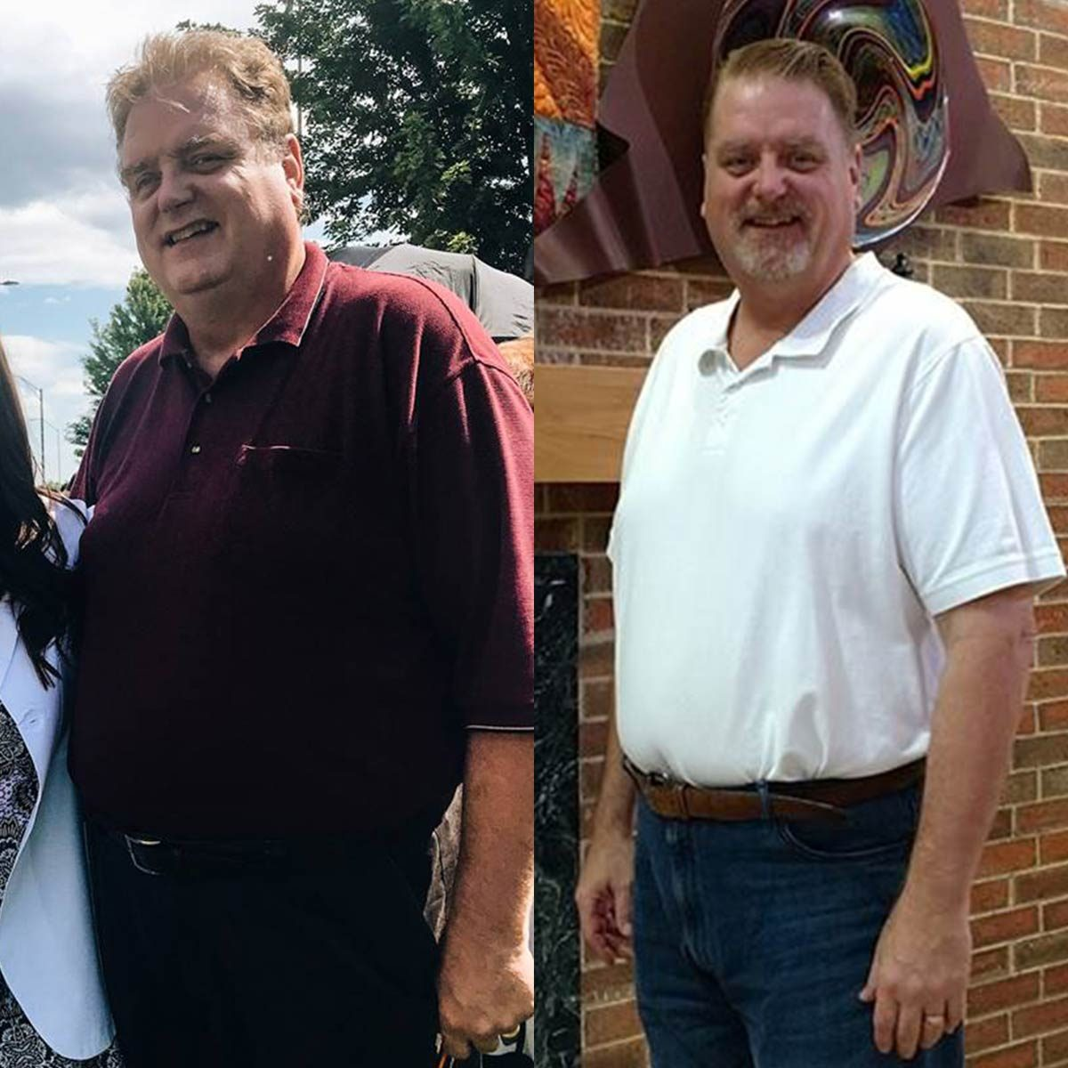 Dan Shadoin diabetes transformation