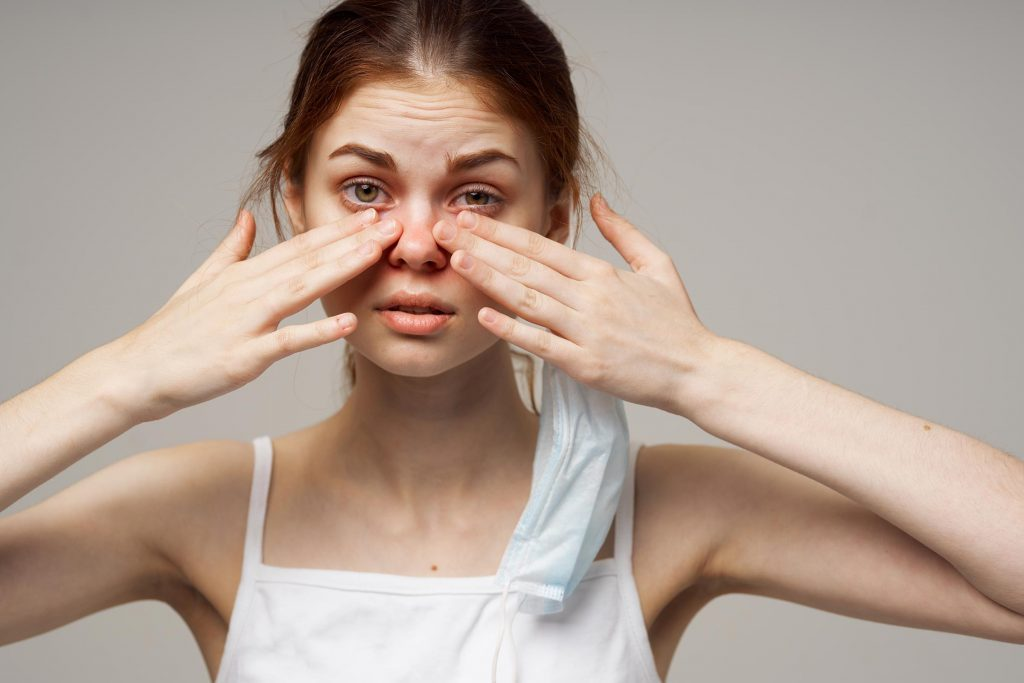 Dog eye boogers, green, excessive, how to get rid of  Eye Boogers Morning