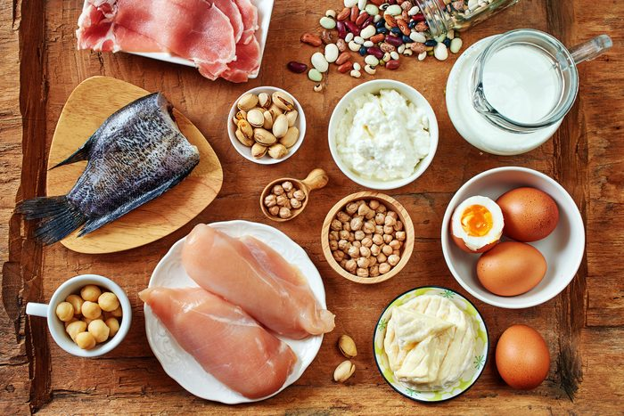 foods allergies meat fish eggs nuts milk