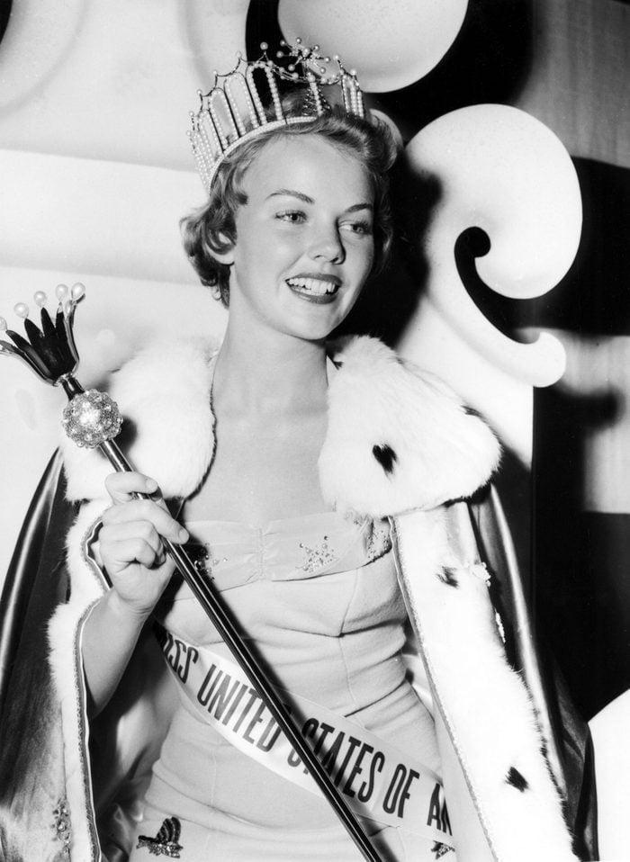 Carlene King Johnson, Miss USA 1955