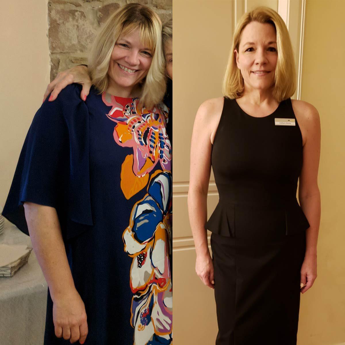 Jodi Storey diabetes transformation