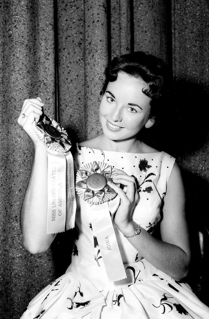 Carol Morris, MISS USA 1956