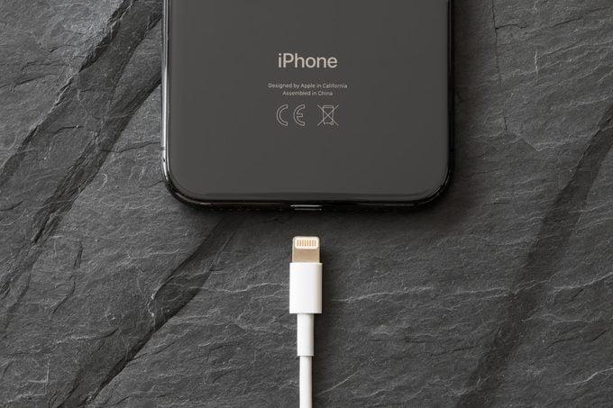 phone plug cord wire