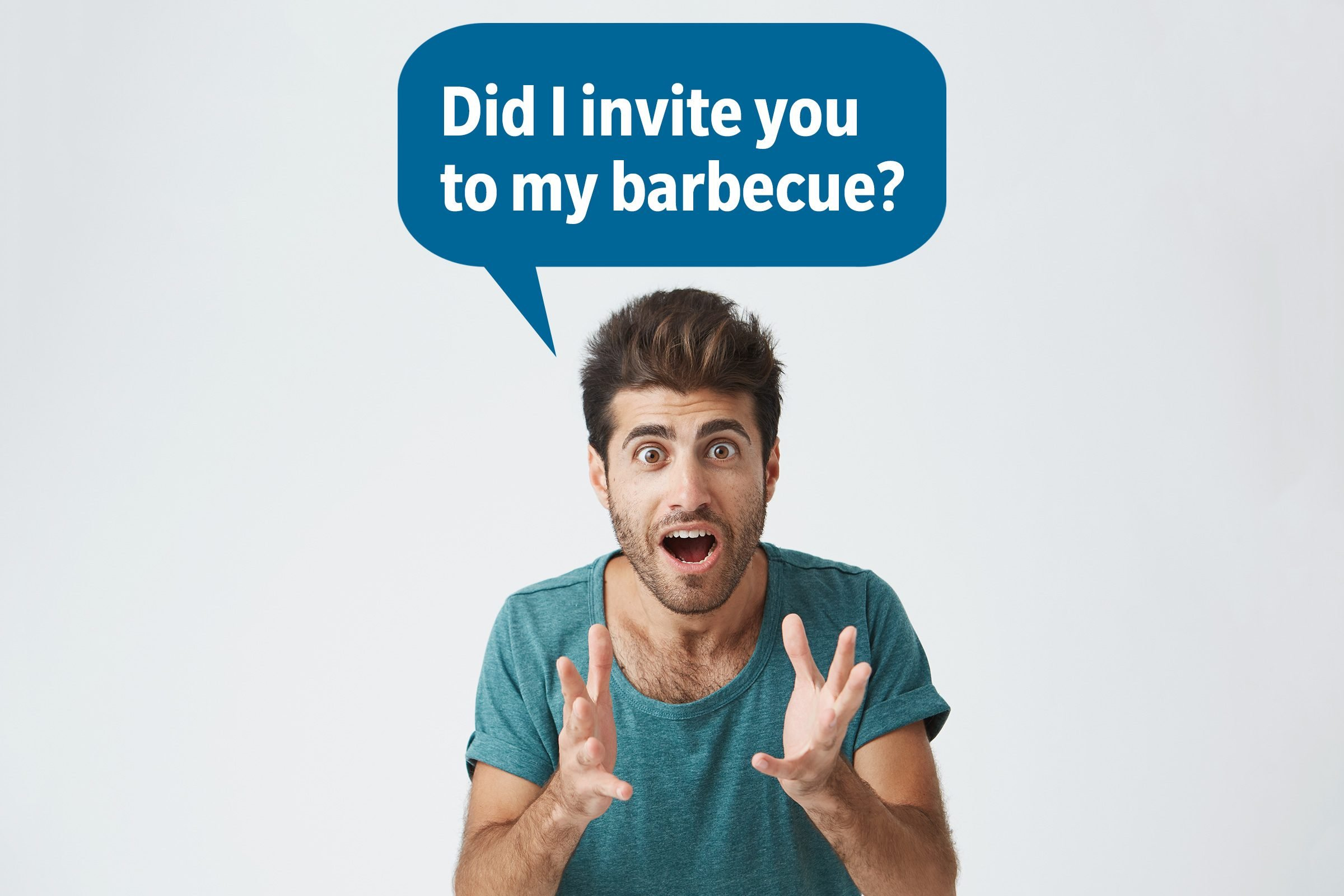 good comeback barbeque