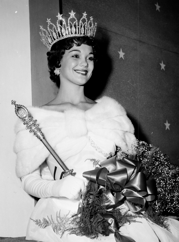 Sharon Brown, Miss USA 1961
