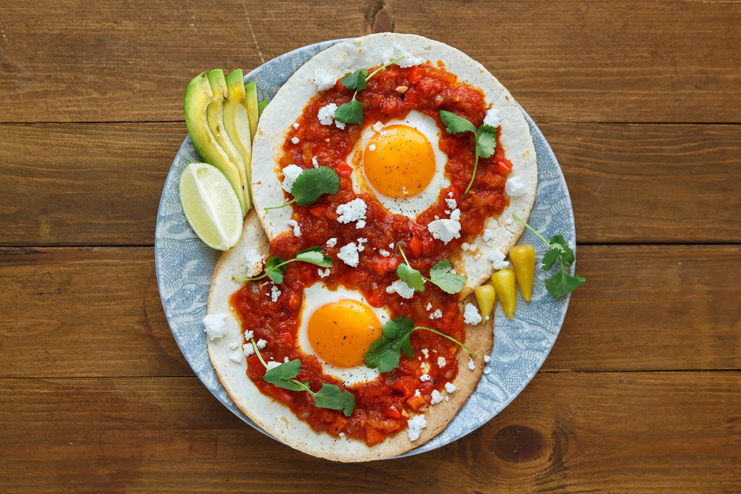 eggs tortilla