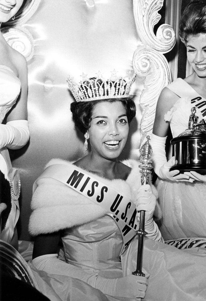 Miss USA 1962, Macel Wilson