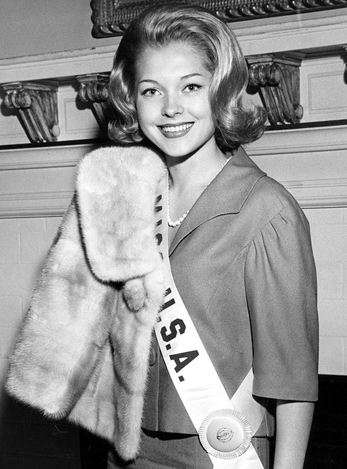 Marite Ozers, MISS USA 1963