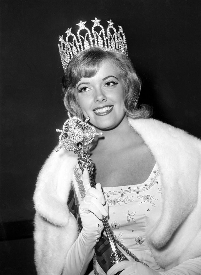 Bobbie Johnson Miss USA 1964.