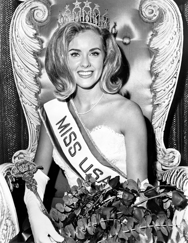 Sue Downey, Miss USA 1965
