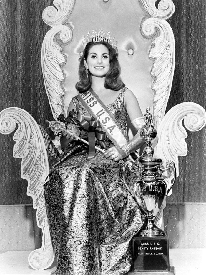 Maria Remenyi, Miss USA 1966