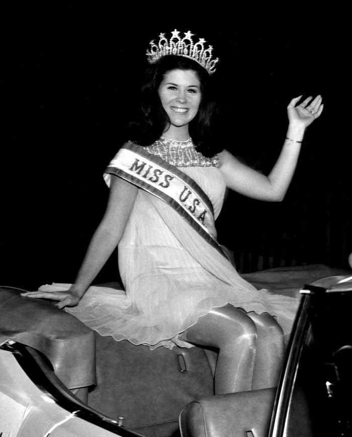 Cheryl Patton, Miss USA 1967
