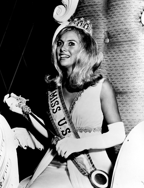 Miss USA 1969, Wendy Dascomb