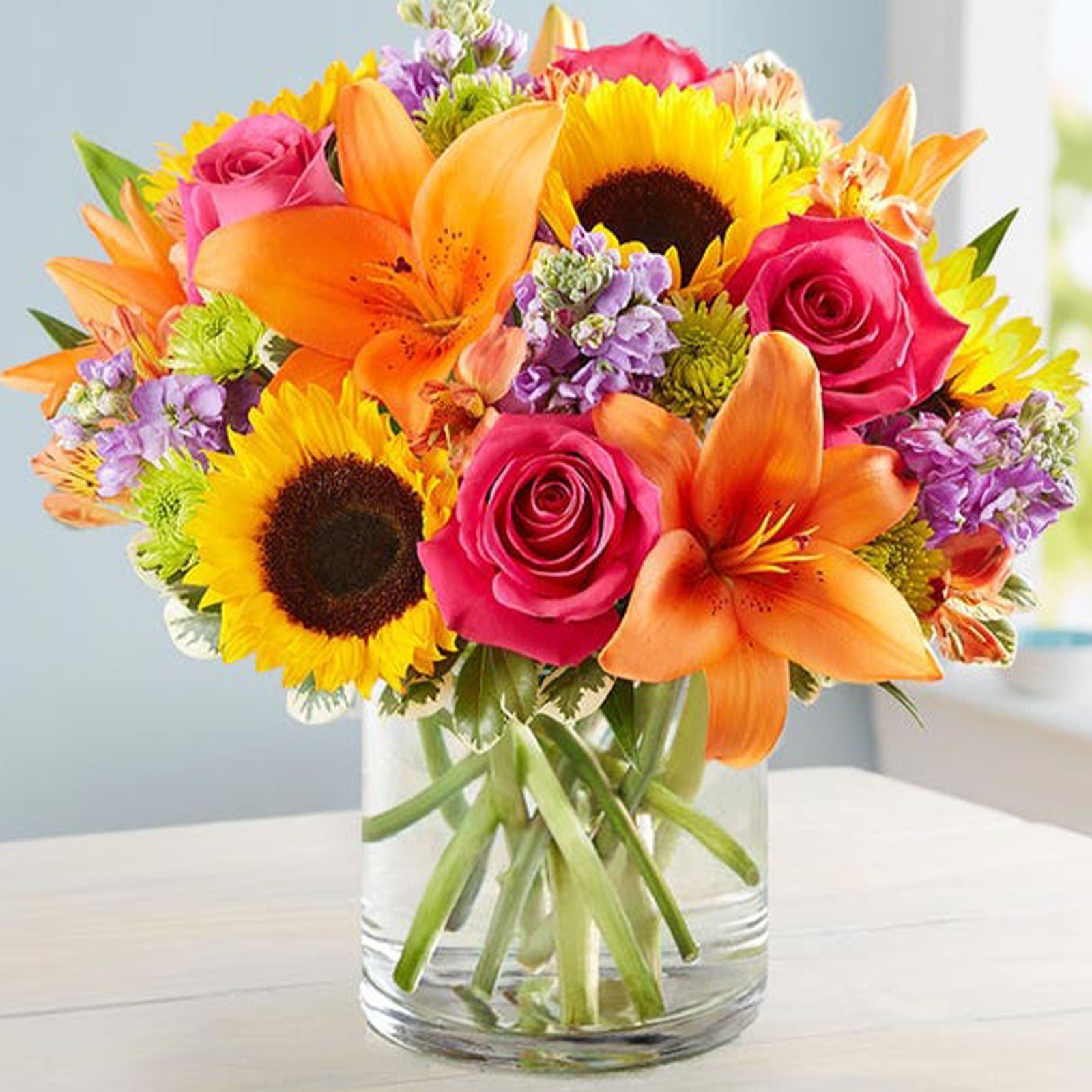 1-800-Flowers Floral Embrace
