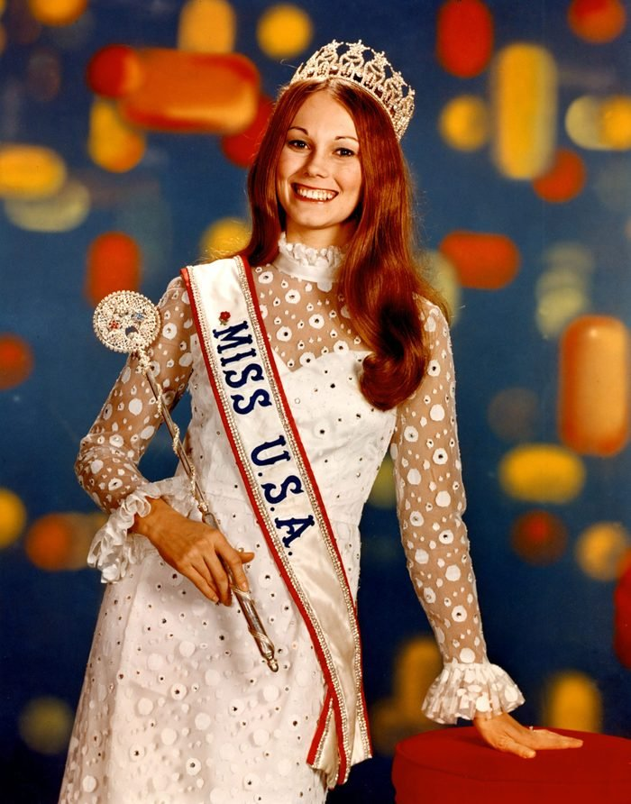 Miss USA 1971, Michele McDonald