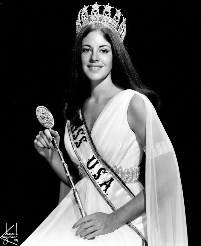 Amanda Jones, Miss USA 1973