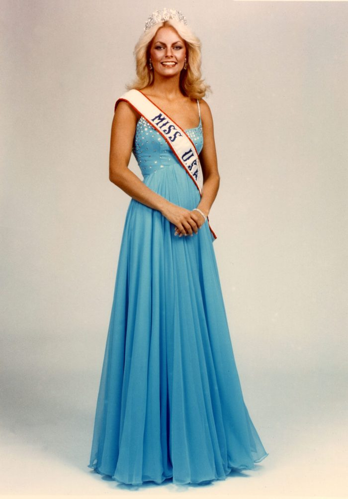 Kim Tomes, Miss USA 1977