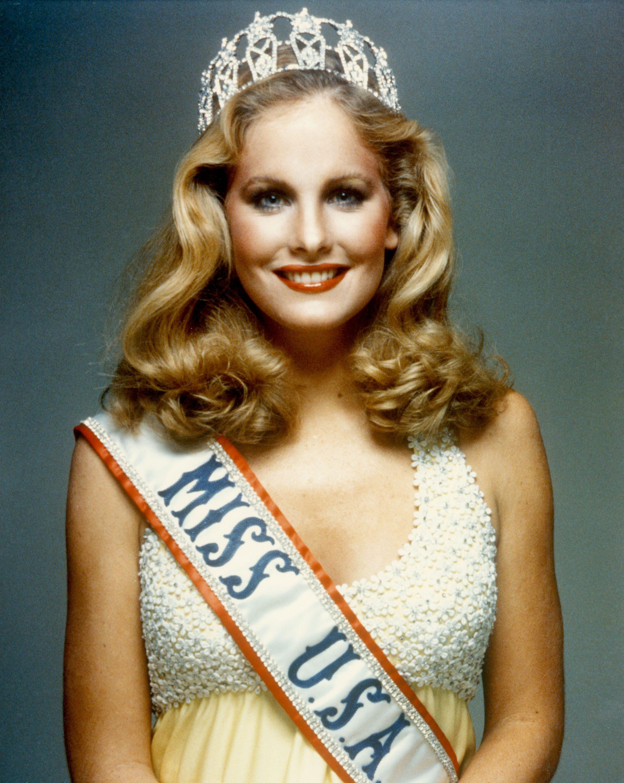 Judi Anderson, Miss USA 1978