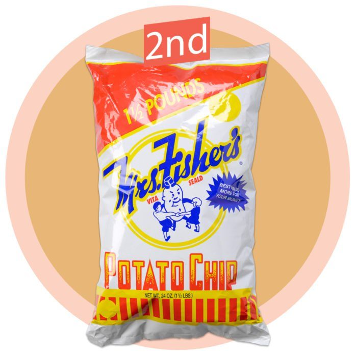 Mrs. Fisher's potato chips