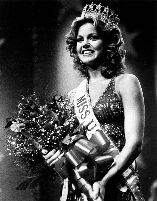 Miss USA 1983, Julie Hayek