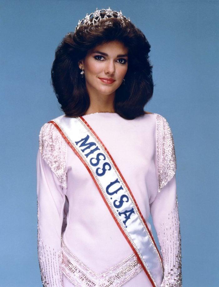 Laura Martinez - Herring, Miss USA 1985