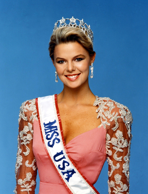 Christy Fichtner, Miss USA 1986