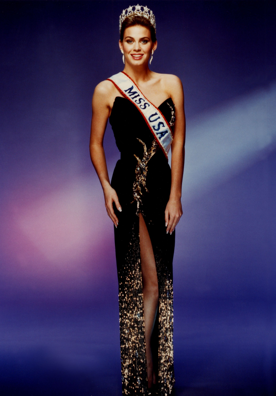 Courtney Gibbs, Miss USA 1988