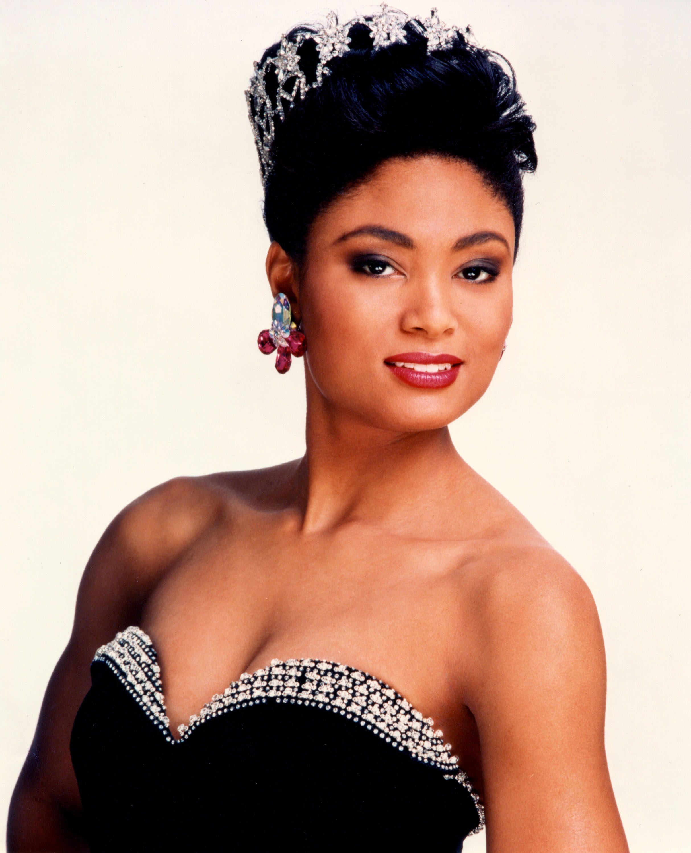 Carole Gist, Miss USA 1990