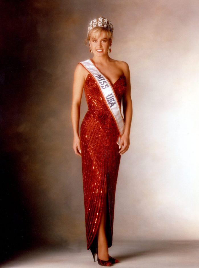 Kelli McCarty, Miss USA 1991