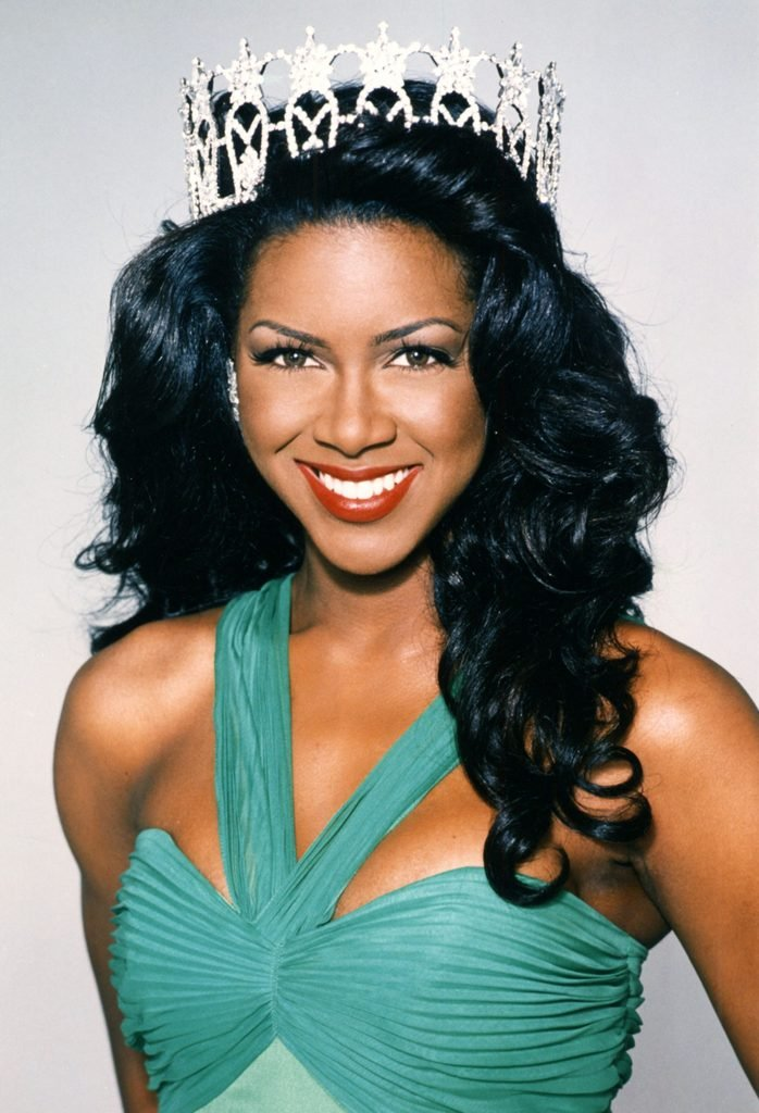 Kenya Moore, Miss USA 1993