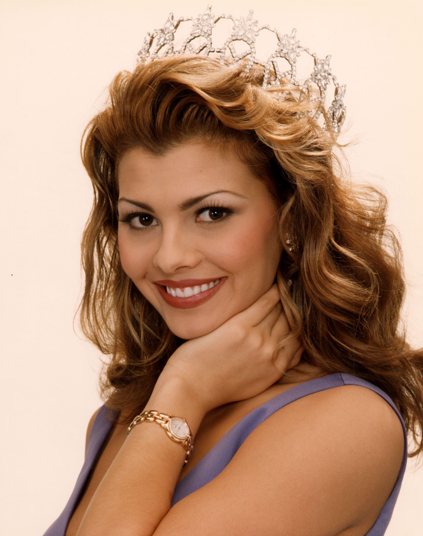Ali Landry, Miss USA 1996