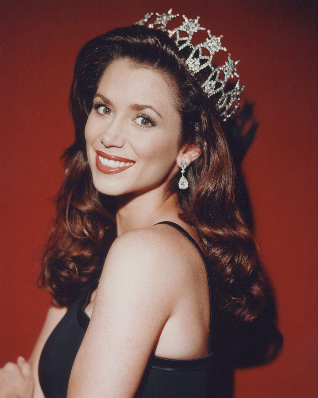 Brandi Sherwood, Miss USA 1997