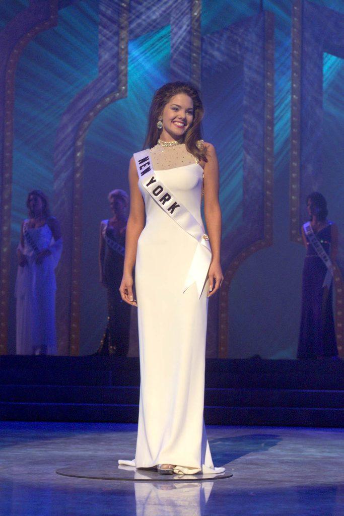 Kimberly Ann Pressler, Miss New York USA 1999
