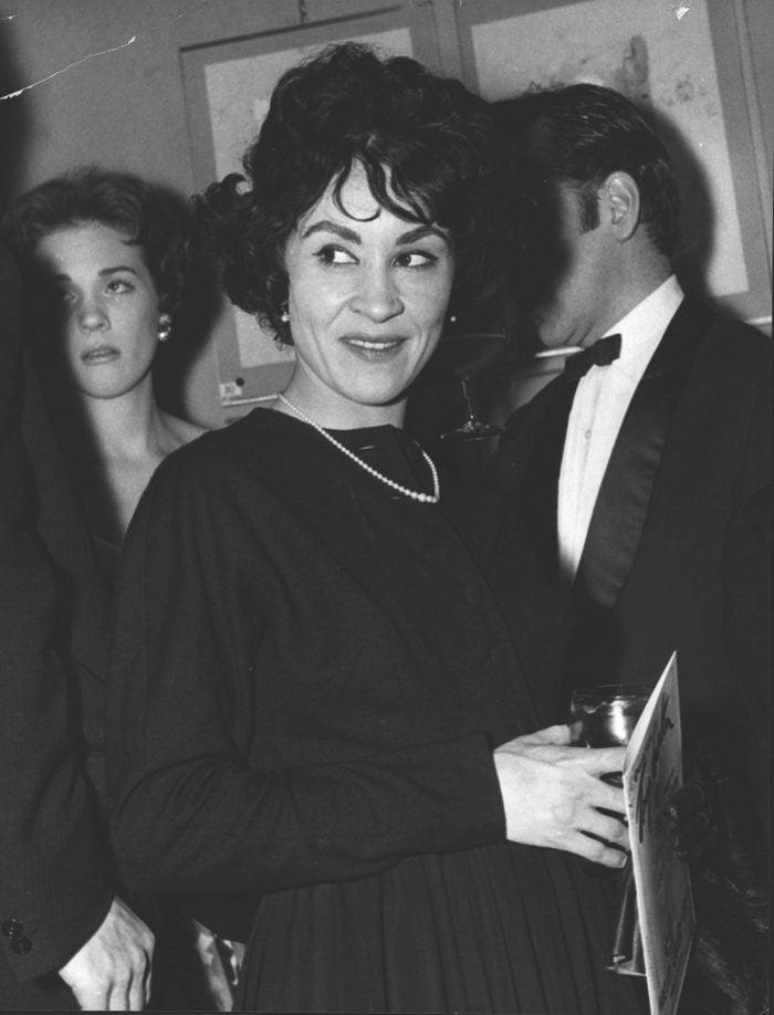 Chita Rivera American Actress