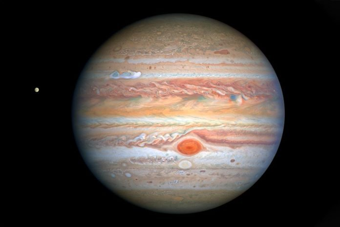 Jupiters Great Red Spot
