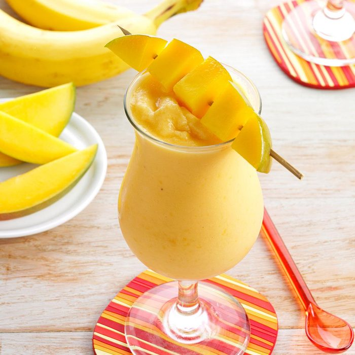Inspired by: Mango-A-Go-Go Smoothie