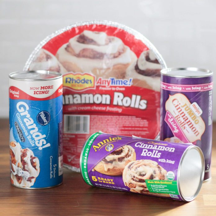 This Is the Best Packaged Cinnamon Roll, According to a Taste Test