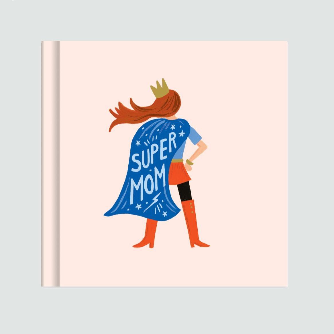 super mom book