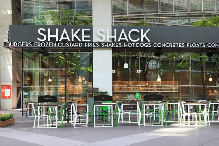 Shake Shack in Tokyo: Shake Shack is an American fast casual restaurant chain based in New York City.
