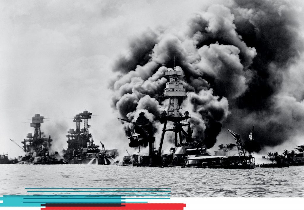 5 Famous Conspiracy Theories, Debunked Pearl Harbor USS Arizona