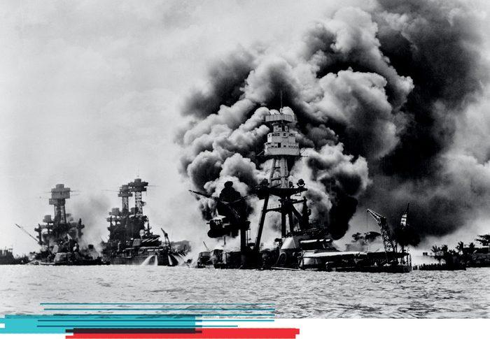 5 Famous Conspiracy Theories, Debunked Pearl Harbor USS Arizona