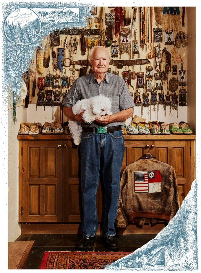 Forrest Fenn Hid Treasure Worth Millions in the Rockies