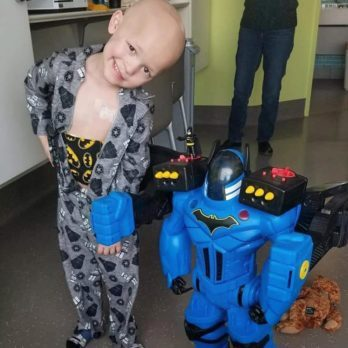 5 Year Old Died from Cancer