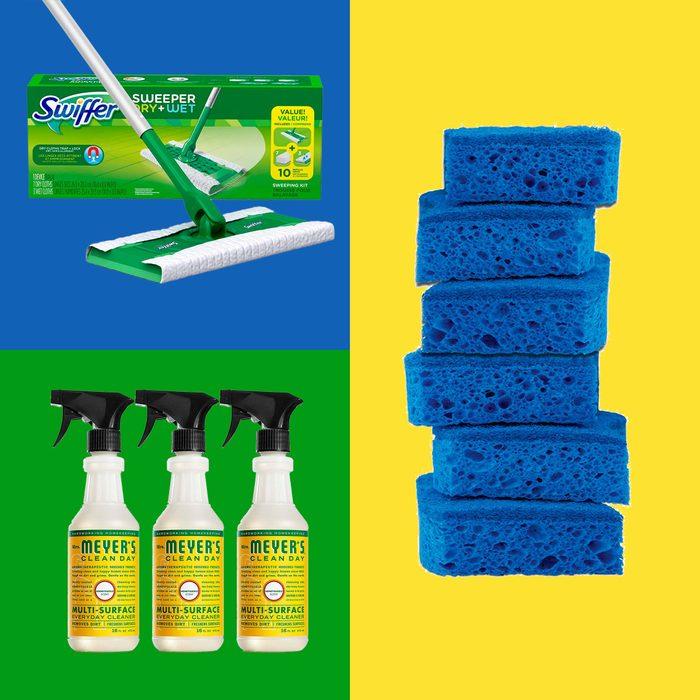 coronavirus cleaning products
