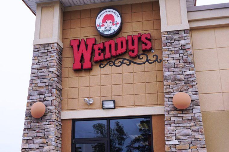Wendy's Willis, Texas
