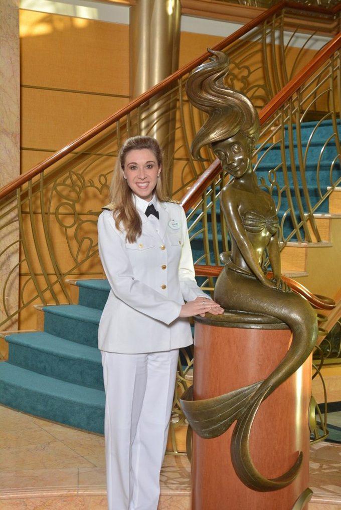 disney cruise employee