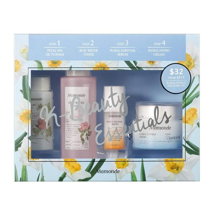 Mamonde Floral Energy Discovery Set