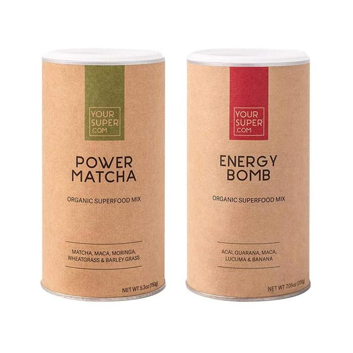 Your Super Energy Superfood Bundle Mix