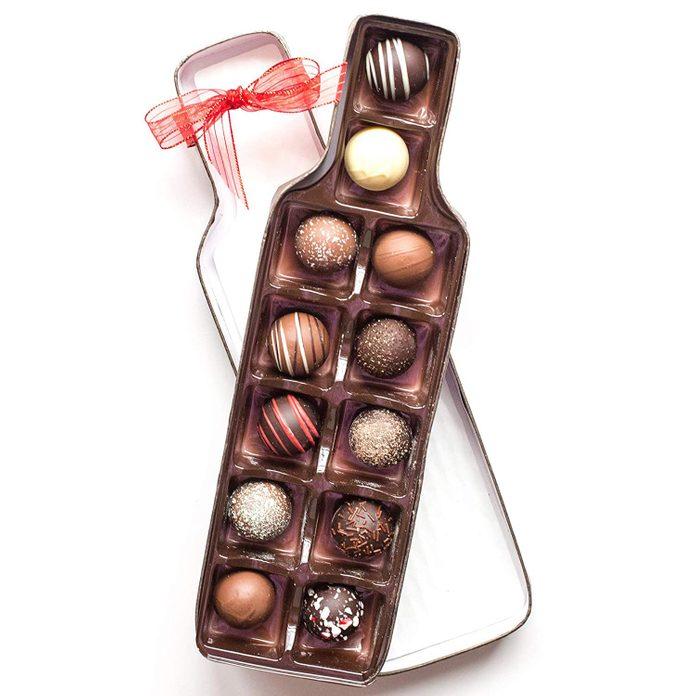 Sugar Plum Chocolates Chocolate Truffle Gift Box